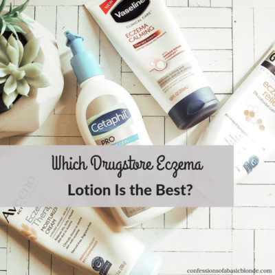 Drugstore Eczema Lotions Review